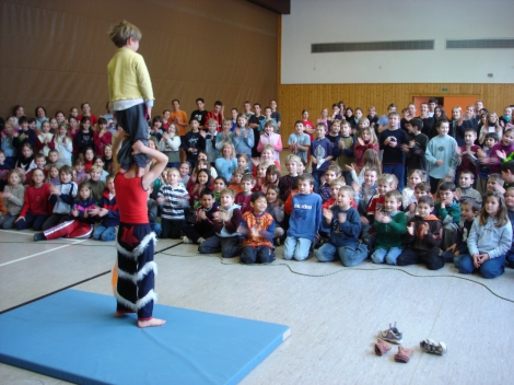 School Show in Germany