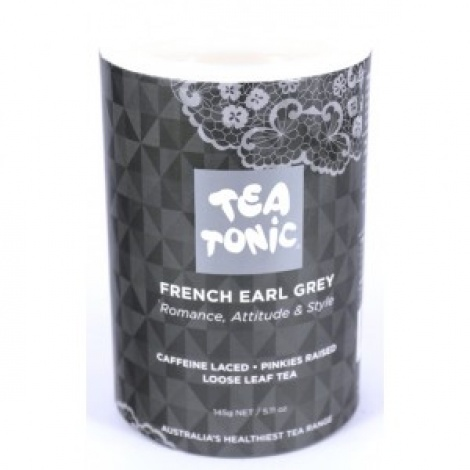 Tea Tonic French Earl Grey Tube