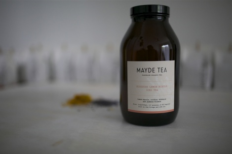 MayDe Tea Hibiscius ICED Jar - 120 Serves