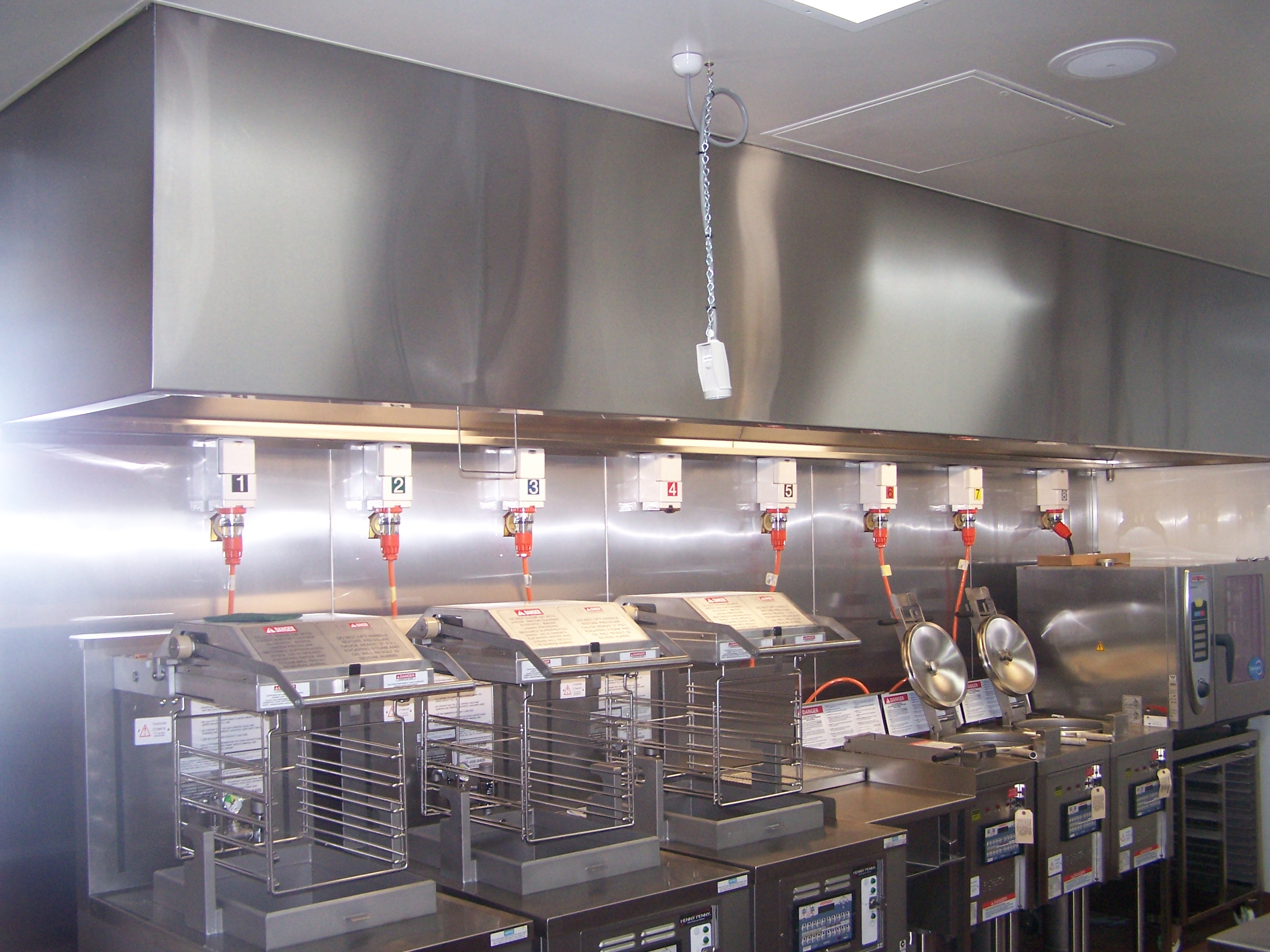 Exhaust Hoods Product ~ Exhaust hoods powell stainless steel products