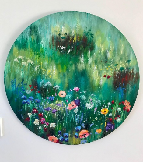 Wildflowers Artwork