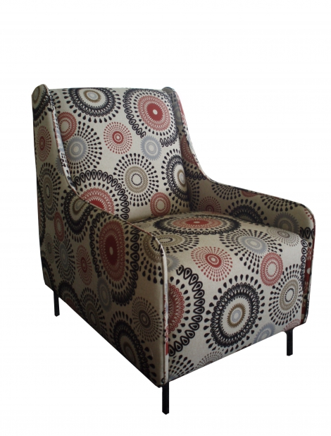 Angel accent chair