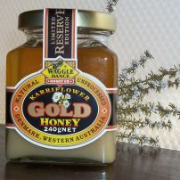 Karri Flower Gold Honey 240g