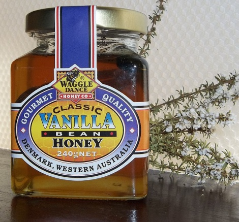 Classic Vanilla Bean Honey 240g