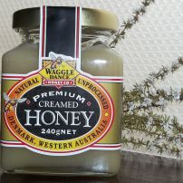 Premium Creamed Honey 240g