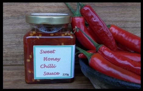 Sweet Honey Chilli Sauce 220g