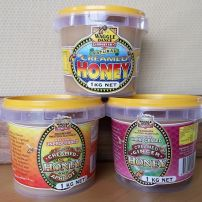 Creamed Honey 3 x 1kg
