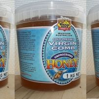 Virgin Comb Honey 3 x 1kg