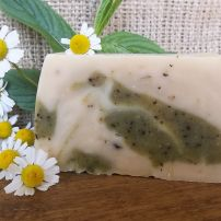 Spearmint, Chamomile & Honey soap