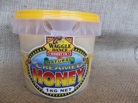 Traditional Creamed Honey 12 x 1kg