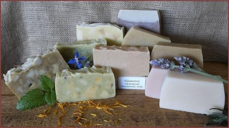 Mystery Pack of Natural Handmade Honey Soaps