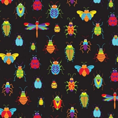 Bugs all over