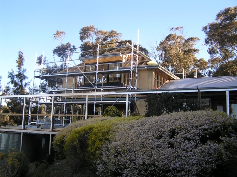Two Storey extensions