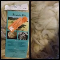 Australian grown DRYSDALE FLEECE 100g