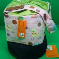 BUCKET PROJECT BAG from KITCH KREATIVE