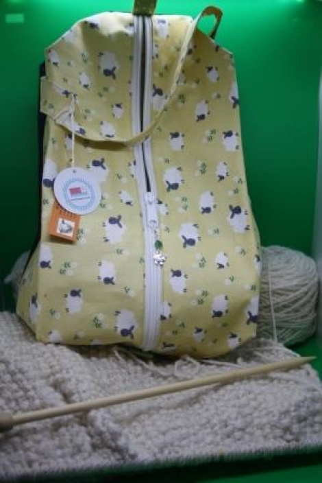 PROJECT BAG ~ LARGE BOXY from KITCH KREATIVE