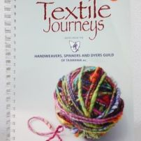 Book TEXTILE JOURNEYS : Notes from the  HWSD Guild Tas