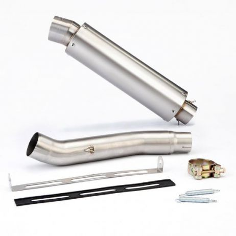 Titanium Exhausts