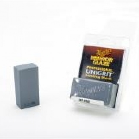 Wet or Dry Meguiars 2000 Grit Sanding Block