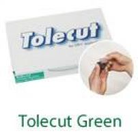 Tolecut Sheets Green 2500 Grit Sand Paper