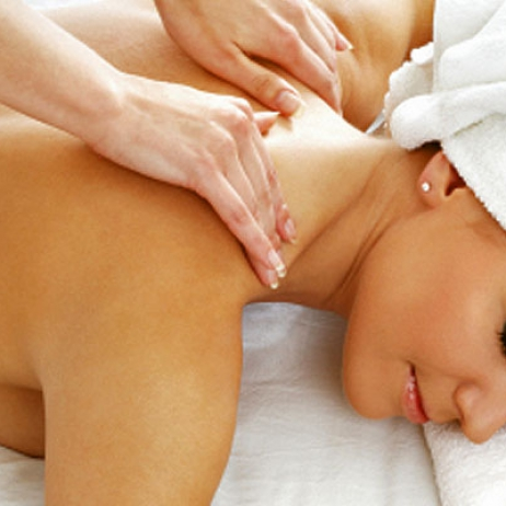 Indulge yourself with a luxurious massage