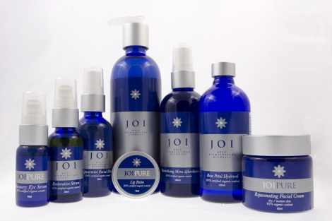 Joi Pure Organic Products and Treatments