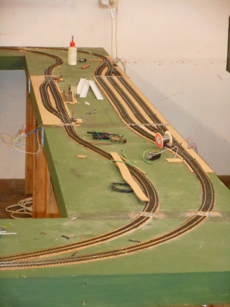 Tracklaying
