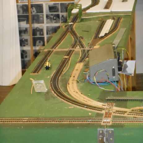 Tracklaying and Landscaping