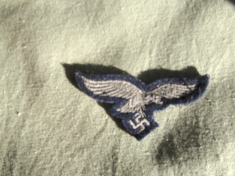 Luftwaffe Cap Eagle