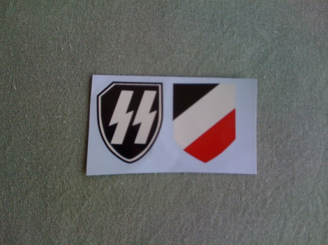 SS DECAL
