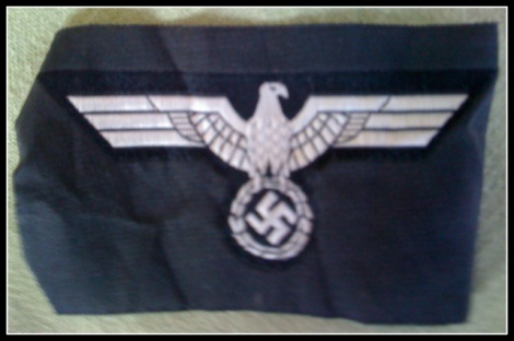 GERMAN PANZER BREAST EAGLE