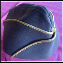 ORIGINAL WW2  US OVERSEAS  CAP