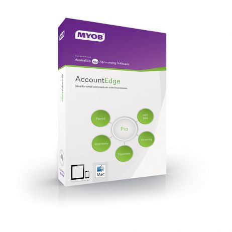 Myob Account Edge Pro
