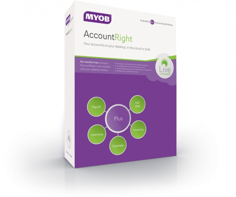 Myob AccountRight Plus