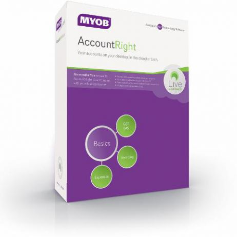 Myob AccountRight Basics