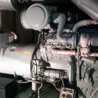Stand by genset