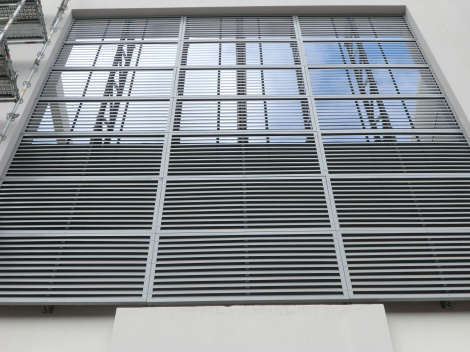 Rotal Louvres and Aluminium Shutters