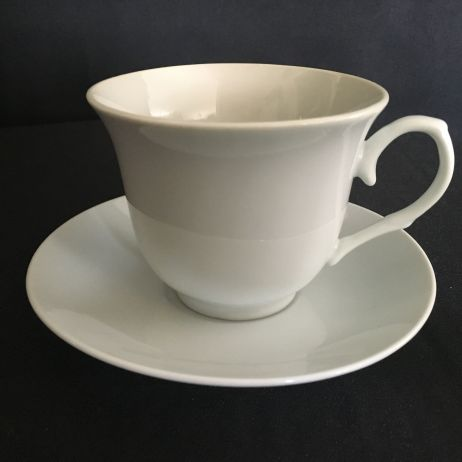 Cup and Saucer (A)