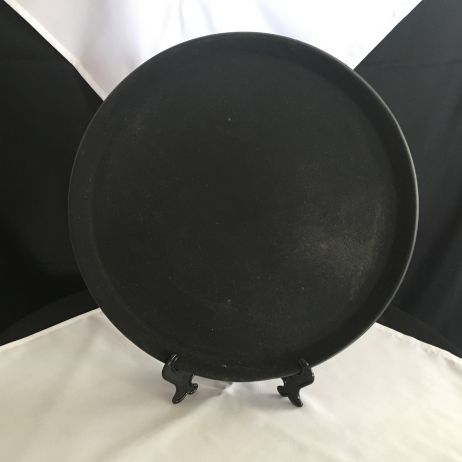 Black Drinks Tray