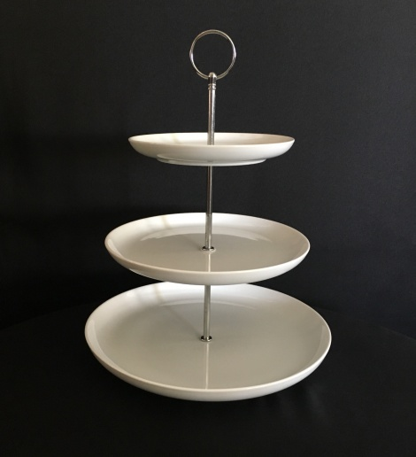 Porcelain Cupcake Stand