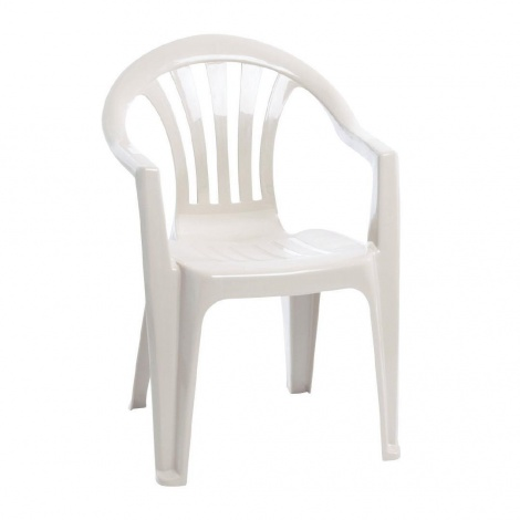Adult Plastic Chairs with Arms