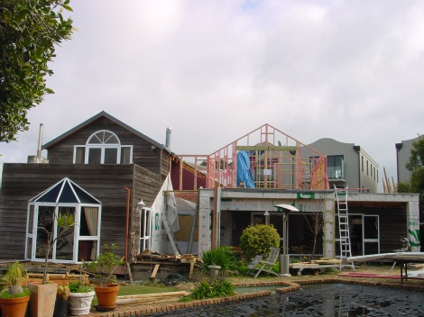 Whitianga Renovation 2