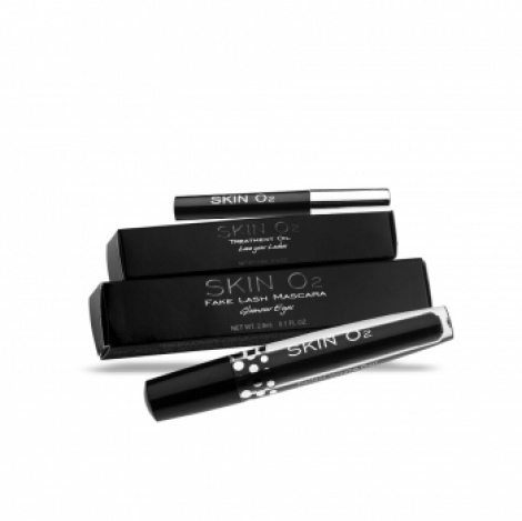 SkinO2 Mascara & Free Lash Treatment Oil by Skin O2