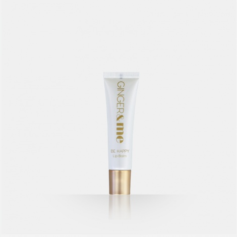 Be Happy Lip Balm by Ginger & Me