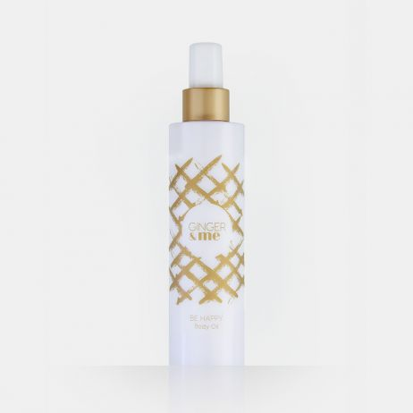 Be Brave Body Oil by Ginger & Me