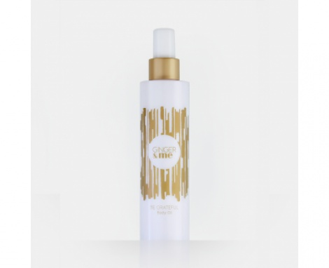 Be Grateful Body Oil by Ginger & Me