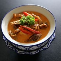 Roast duck curry (Med)