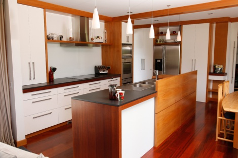 Modern Kitchen Rothesay Bay