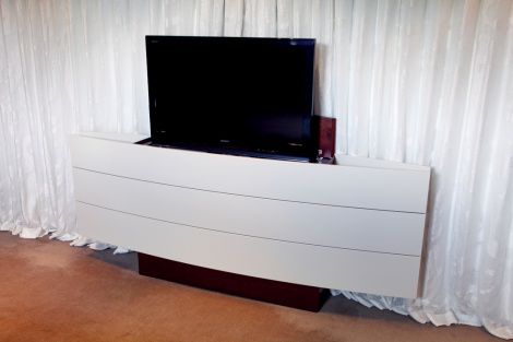 Modern Television Cabinet