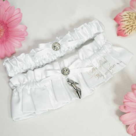 FAIRY TALE DREAMS GARTER SET